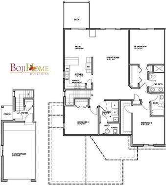 the madison | boji home builders